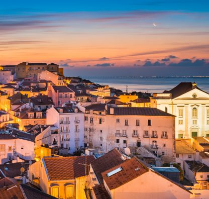 Discover why Lisbon's property market has something for everyone