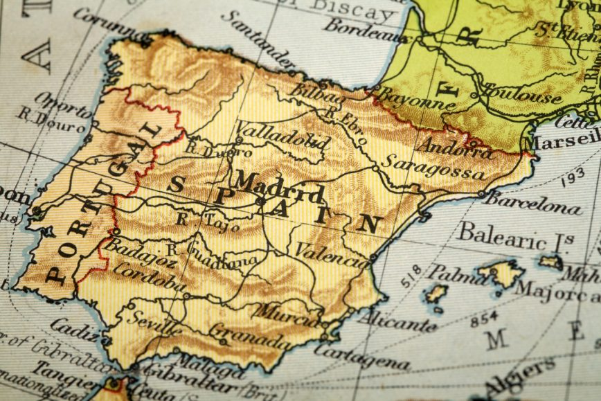 Detailed Map Of East Coast Of Spain.Where In Spain Should I Buy The Alliance Of International
