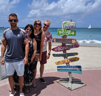 How timeshare and holiday exchange changed our lives and saw us travel the world