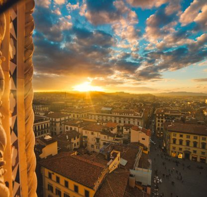 Buying property in Italy - why Florence is worth a closer look