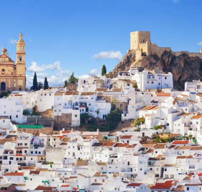 6 Beautiful Andalusian Pueblos Blancos - White Villages