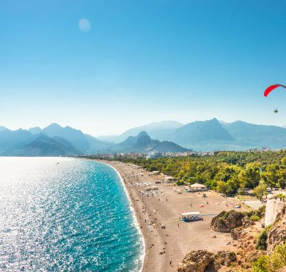 Third Place for The World's Best Beaches Goes to...Turkey!